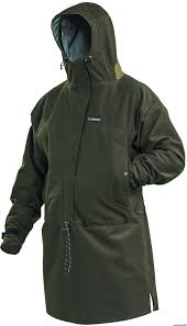 SWAZI TAHR XP ANORAK - OLIVE OR TUSSOCK - S / OLIVE - Mansfield Hunting & Fishing - Products to prepare for Corona Virus