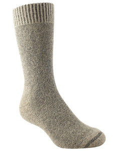 SWAZI CABIN SOCKS - S / WHEAT - Mansfield Hunting & Fishing - Products to prepare for Corona Virus