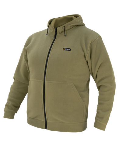 SWAZI HOODED RATTLER JACKET - TUSSOCK - XS / TUSSOCK - Mansfield Hunting & Fishing - Products to prepare for Corona Virus