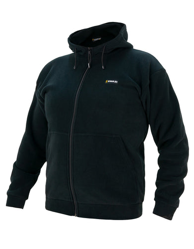 SWAZI HOODED RATTLER JACKET - BLACK - S / BLACK - Mansfield Hunting & Fishing - Products to prepare for Corona Virus