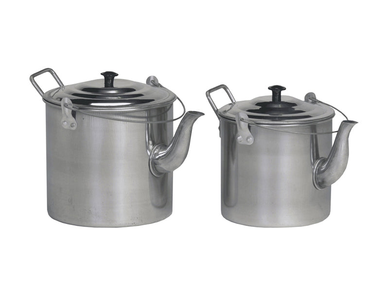 OUTDOOR CONNECTION 6PT SS TEAPOT BILLY -  - Mansfield Hunting & Fishing - Products to prepare for Corona Virus