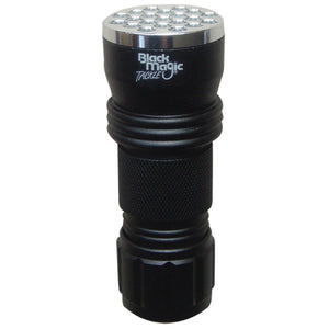 BLACK MAGIC UV LED TORCH -  - Mansfield Hunting & Fishing - Products to prepare for Corona Virus
