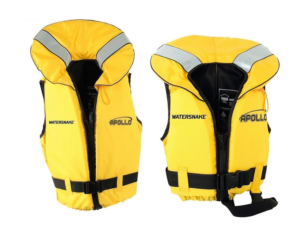 WATERSNAKE APOLLO PFD ADULT SMALL -  - Mansfield Hunting & Fishing - Products to prepare for Corona Virus