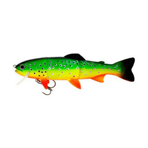 WESTIN TOMMY THE TROUT 25CM - 25cm / CRAZY FIRETIGER - Mansfield Hunting & Fishing - Products to prepare for Corona Virus