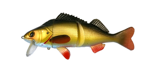 WESTIN PERCY THE PERCH 20CM - LOW FLOATING - 20CM / LIVELY RUDD - Mansfield Hunting & Fishing - Products to prepare for Corona Virus