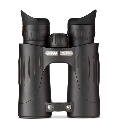 STEINER WILDLIFE XP BINOCULARS 10X44 -  - Mansfield Hunting & Fishing - Products to prepare for Corona Virus