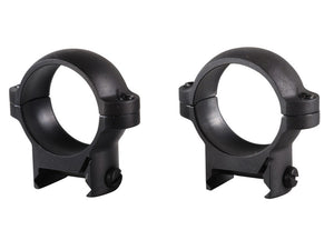 BURRIS ZEE RINGS 1INCH MEDIUM MATTE -  - Mansfield Hunting & Fishing - Products to prepare for Corona Virus
