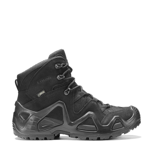 LOWA ZEPHYR GTX MID TF BLACK/BLACK -  - Mansfield Hunting & Fishing - Products to prepare for Corona Virus