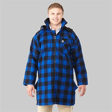 Swanndri Men's Mosgiel Wool Bushshirt with Zip-up front - 2 Colours