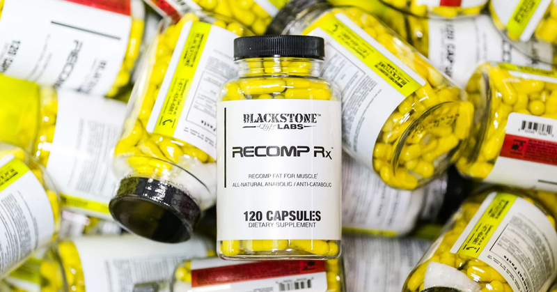 WHAT IS RECOMP RX?