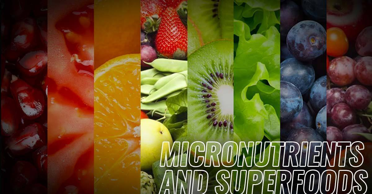 PHYT-O-FLIGHT: BALANCED EATING & MICRONUTRIENTS