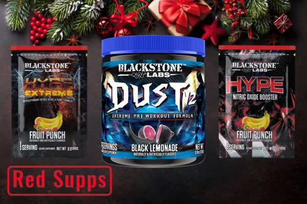 FREE DUST V2 and 2 samples of your choice!