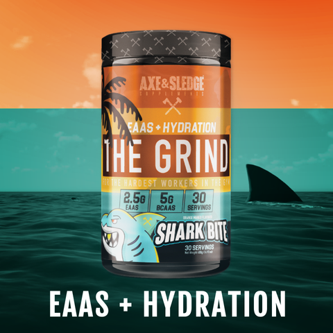 Axe & Sledge The Grind Hydration EAAS From red Supps