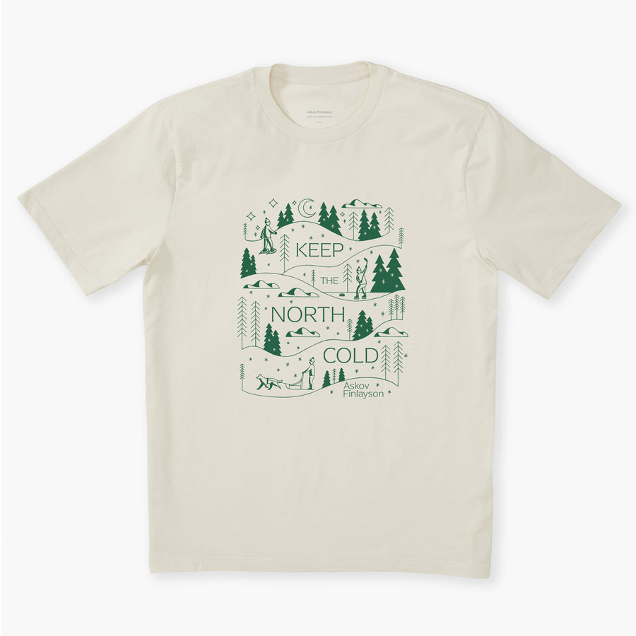 Men's Winterscape Tee