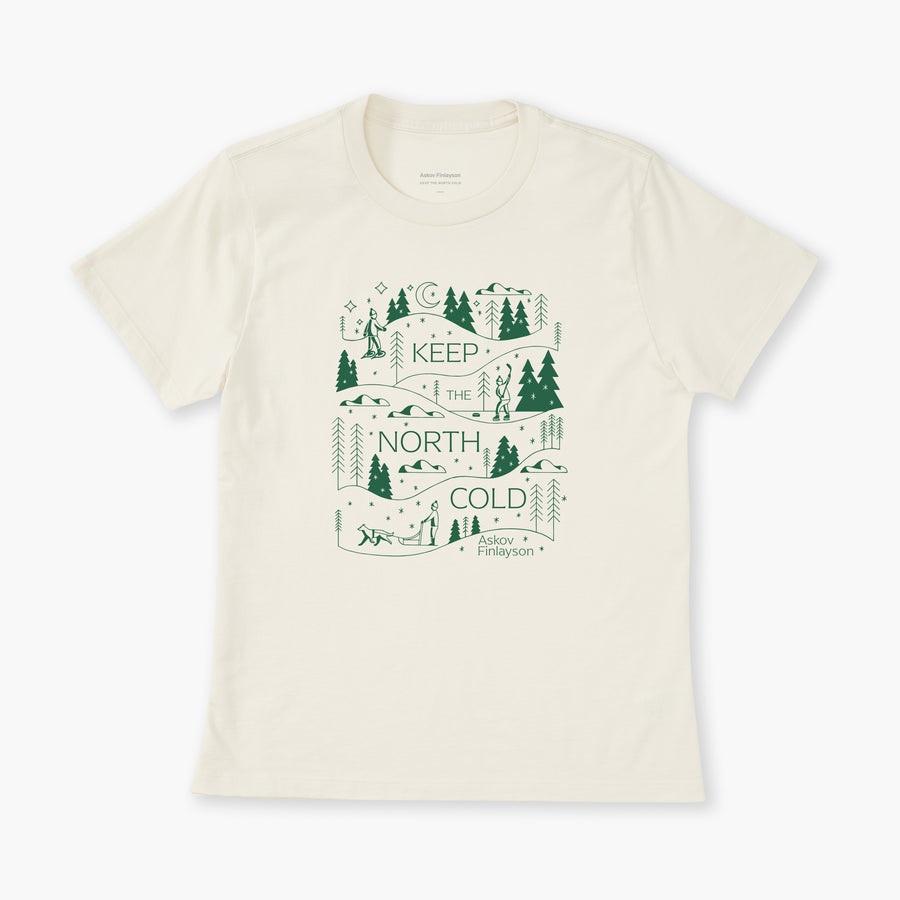 Women's Winterscape Tee