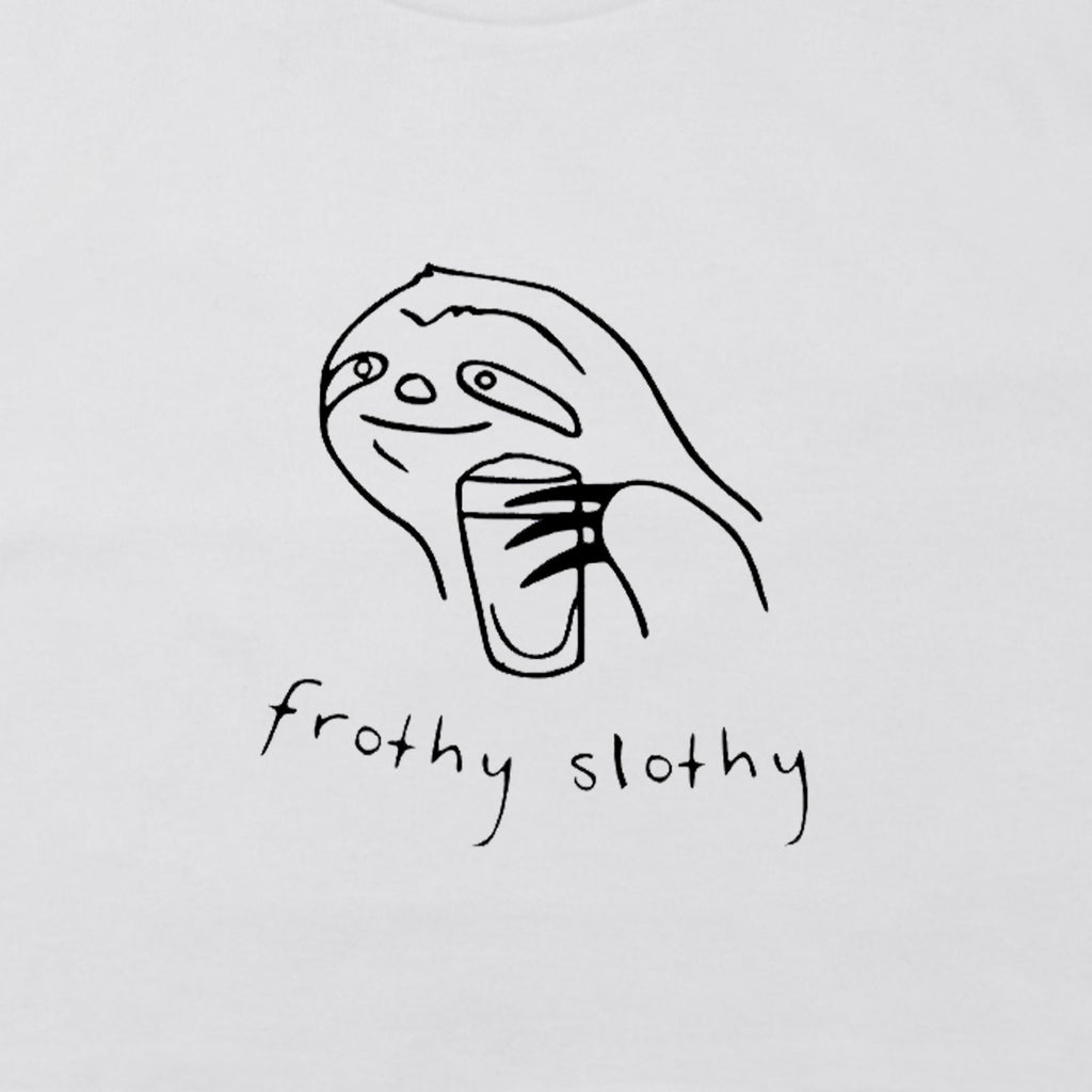 Frothy Slothy T-shirt