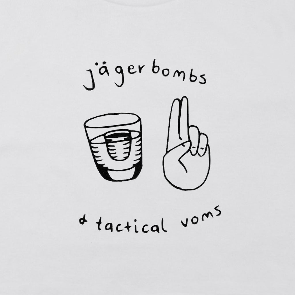 Jagerbombs T Shirt Nastee Co
