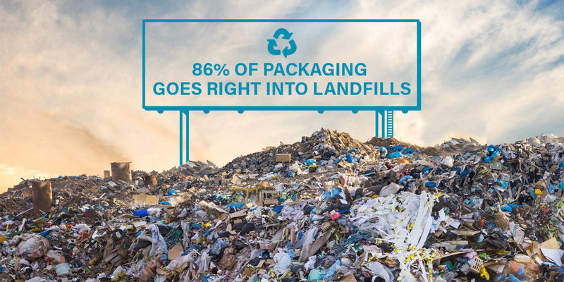 Other Brands' Packaging Sucks for the Planet