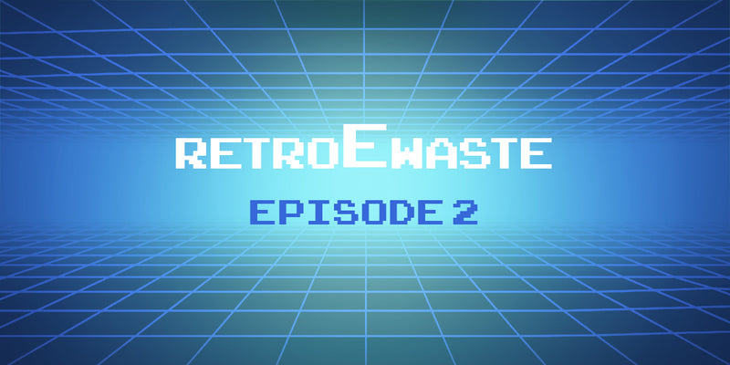 An E-Waste Retrospective: Episode 2