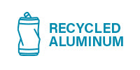 Recycled Aluminum