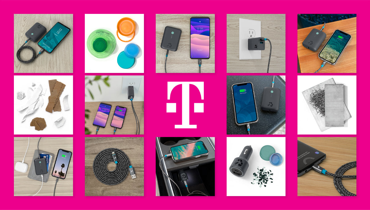 Nimble for Good at T-mobile Stores