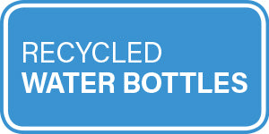 Recycled Water Bottles