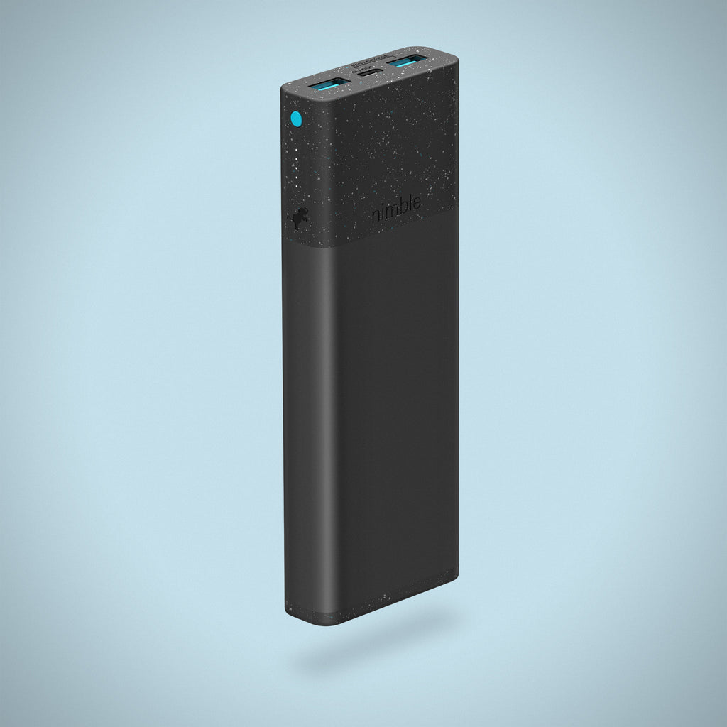 8-Day Fast Portable Charger