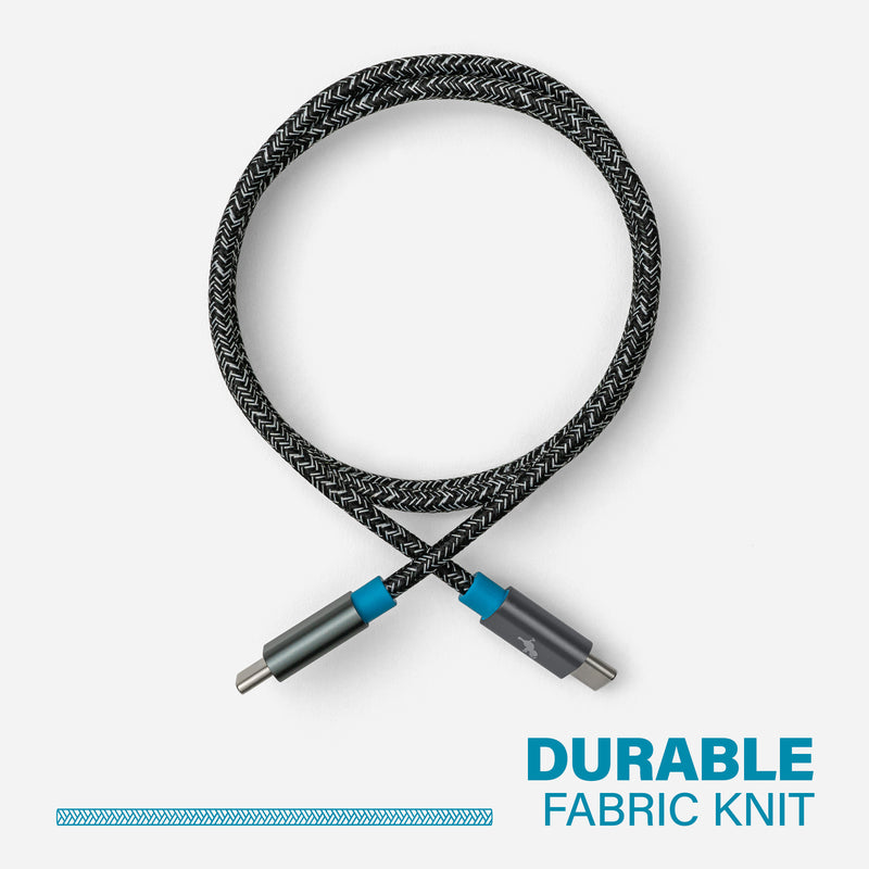 PowerKnit USB-C to USB-C Cable