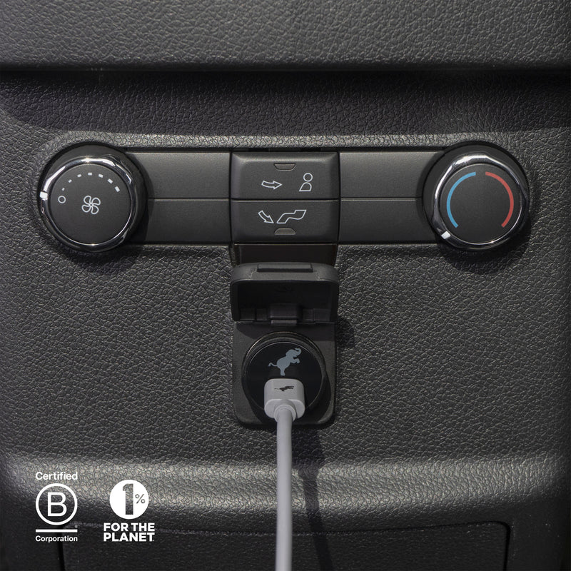 Fast USB-C Car Charger