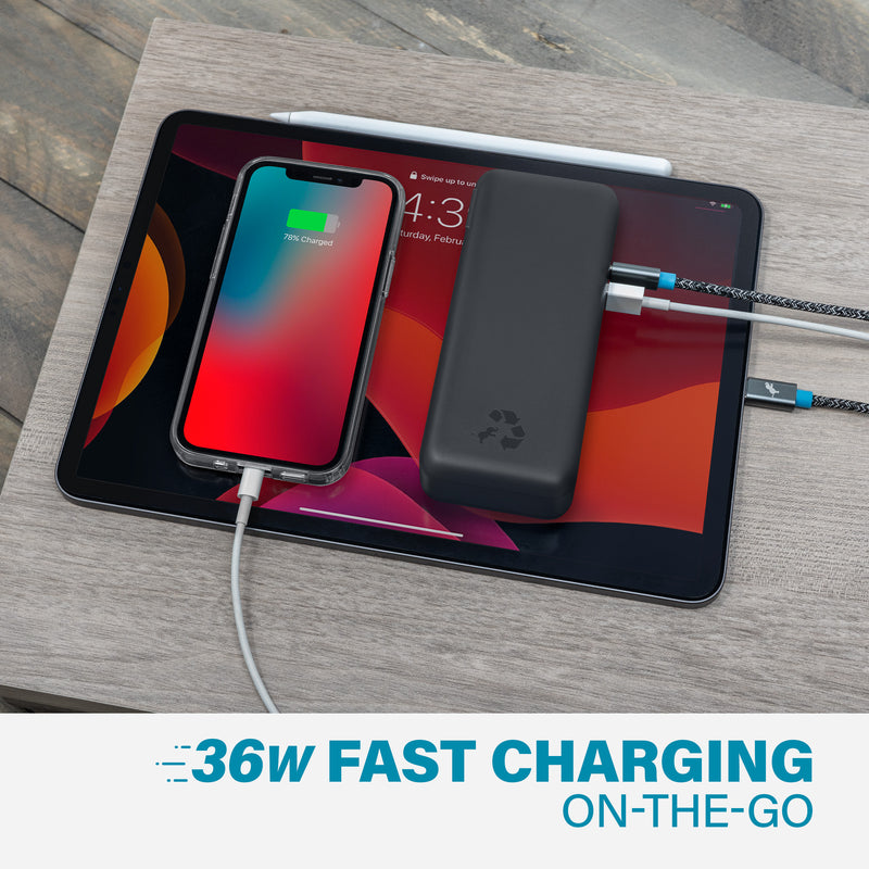 WALLY Pro Portable Wall Charger