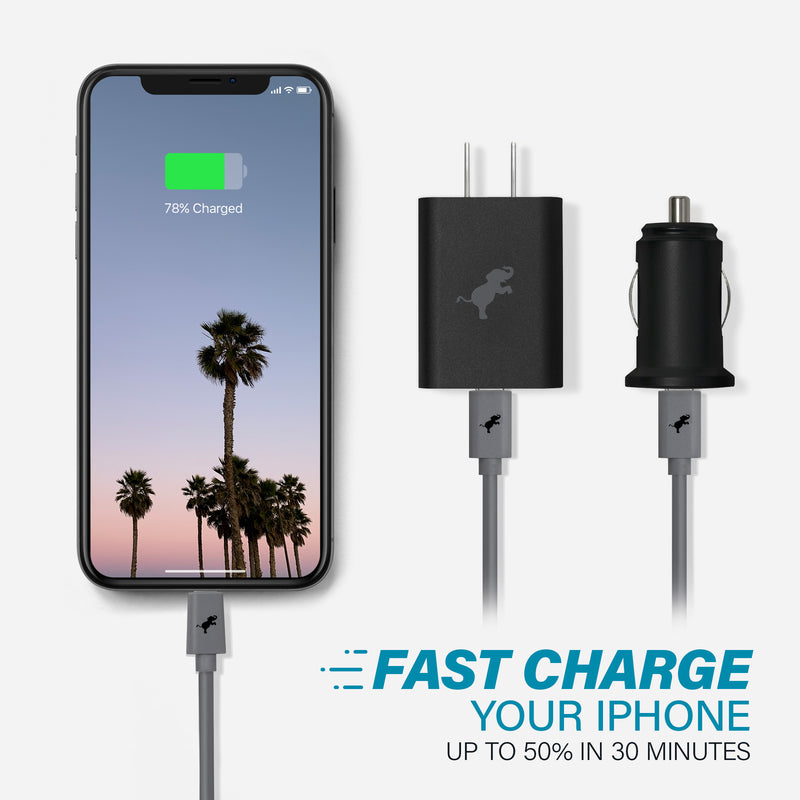 Ultimate iPhone Fast Charge Upgrade Kit