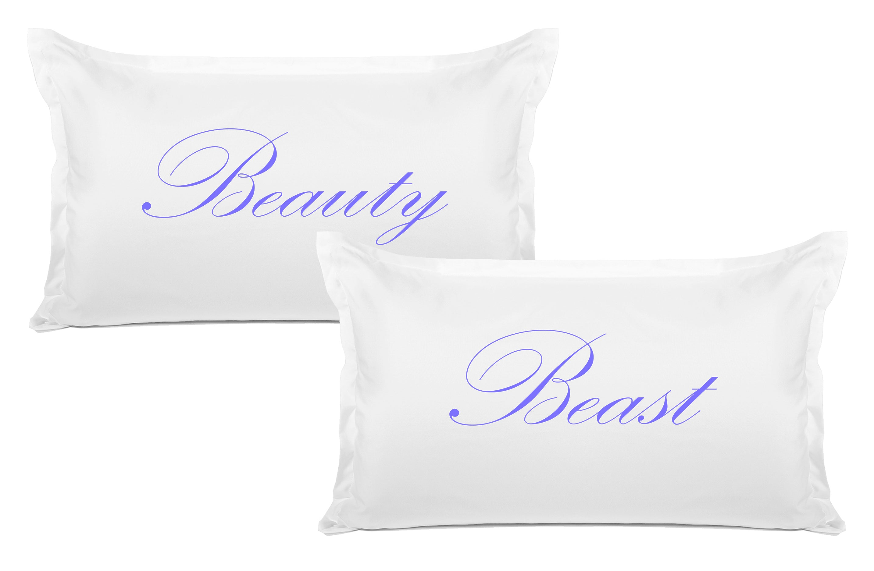 Beauty Beast pillow sets Di Lewis bedroom decor