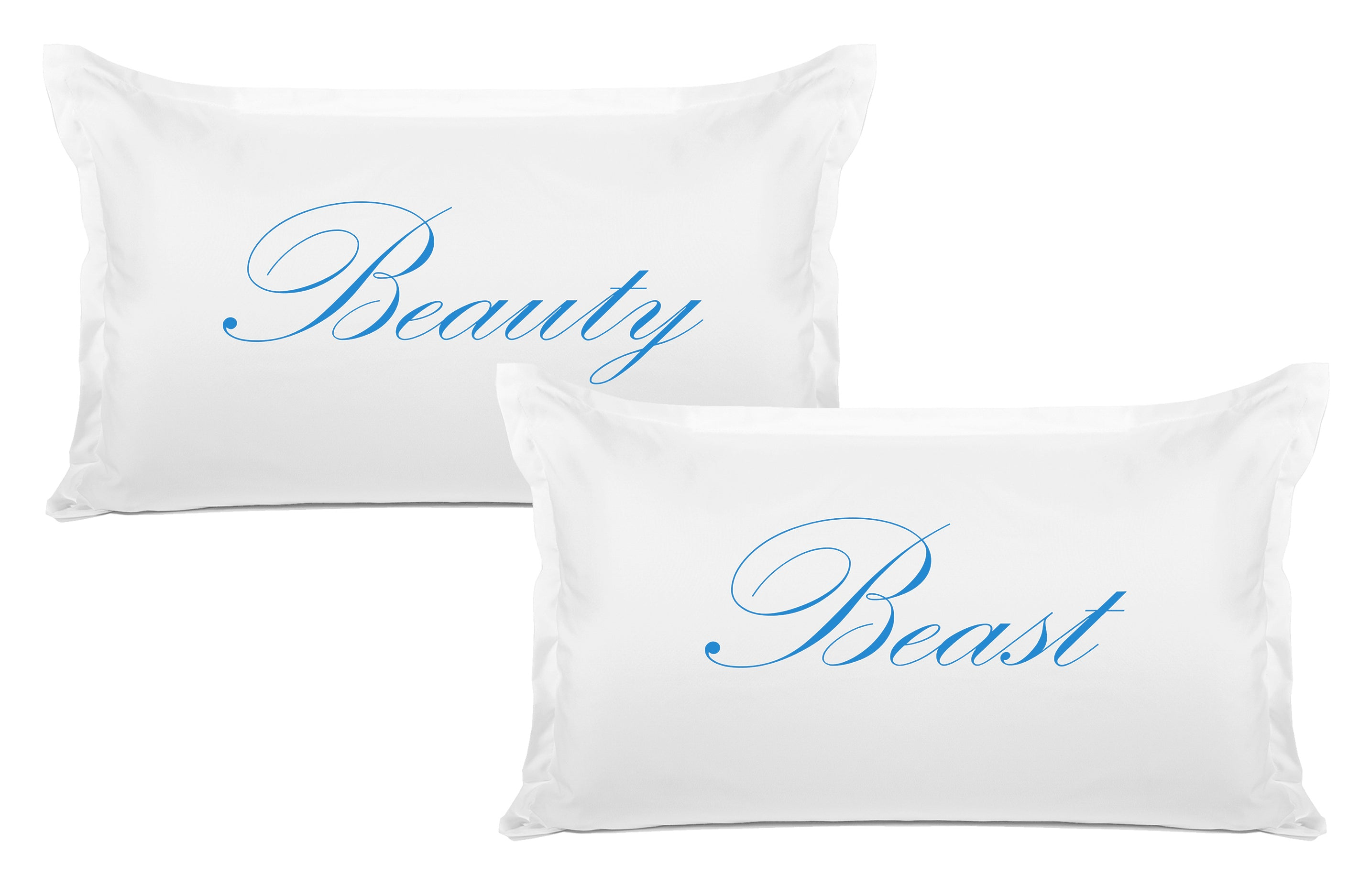 Beauty Beast Expressions pillow sets Di Lewis bedroom decor