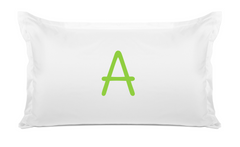 Naive (Monogram) - Personalized Kids Pillowcase Collection-Di Lewis