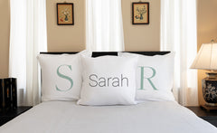 Modern - Personalized Pillowcase Collection