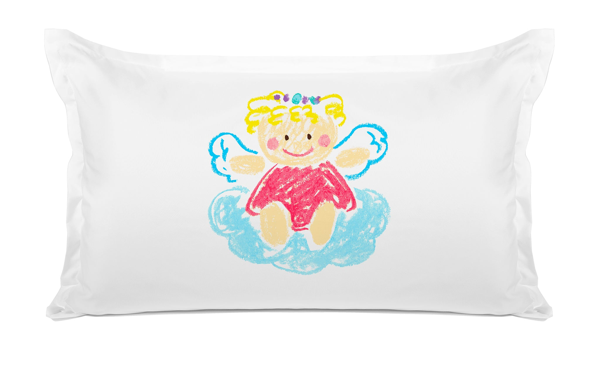 Angelina Pillow case Di Lewis Kids Bedding, Kids Pillow