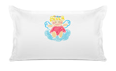 Angelina Personalized Pillow case Di Lewis Kids Bedding, Kids Pillow