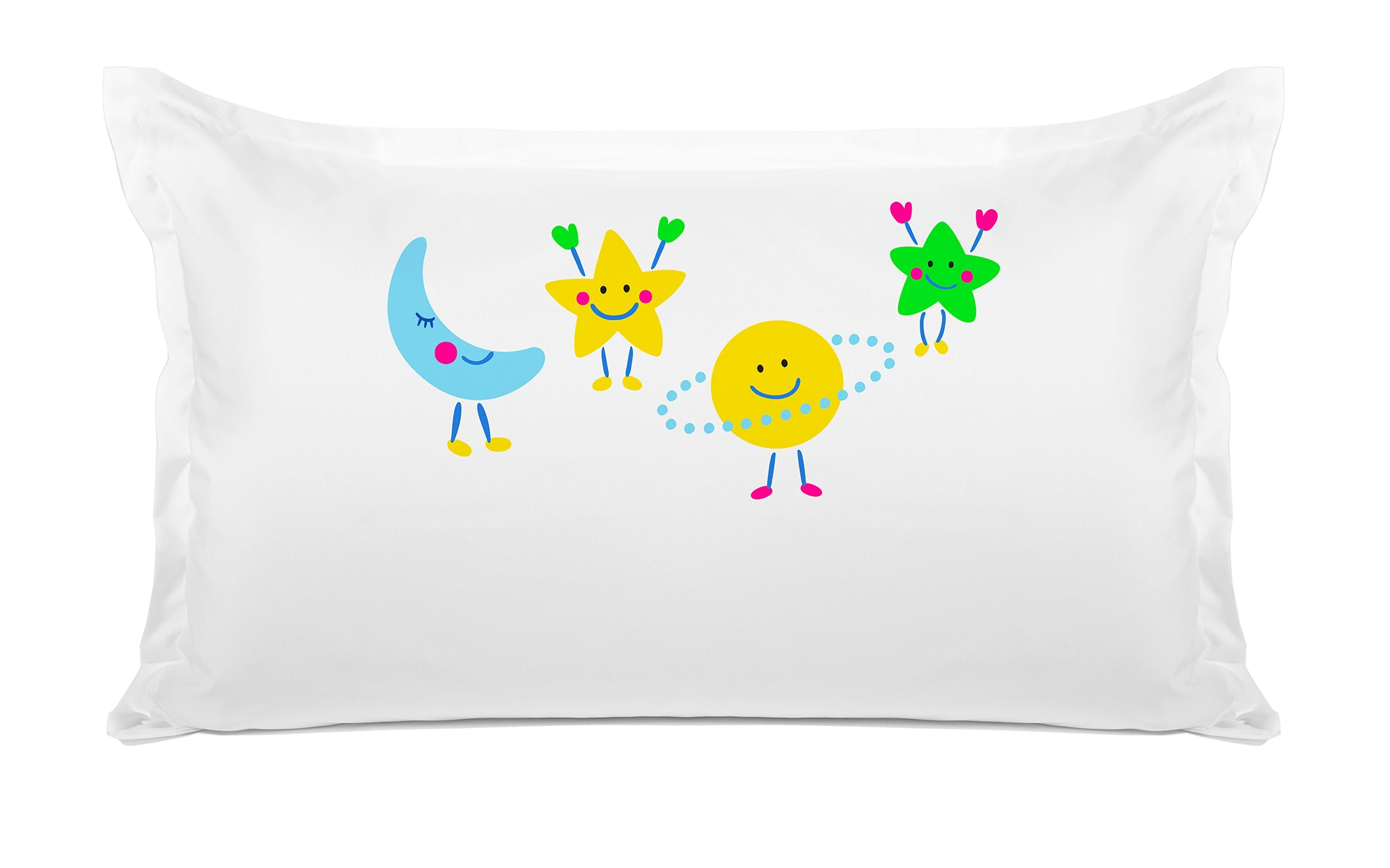 Astro Kids Personalized Pillowcase Di Lewis Kids Bedding