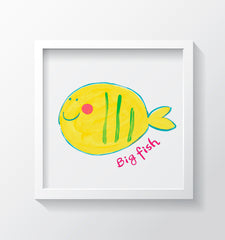 Big Fish Kids Wall Decor Di Lewis Kids Bedroom Decor