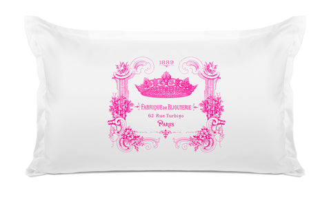 Bijou Vintage Pillowcase Di Lewis Vintage Bedroom Decor