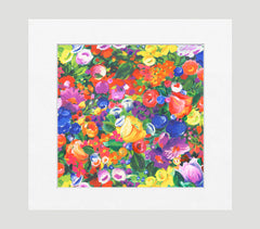 Botanique Art Print - Impressionist Art Wall Decor Collection-Di Lewis