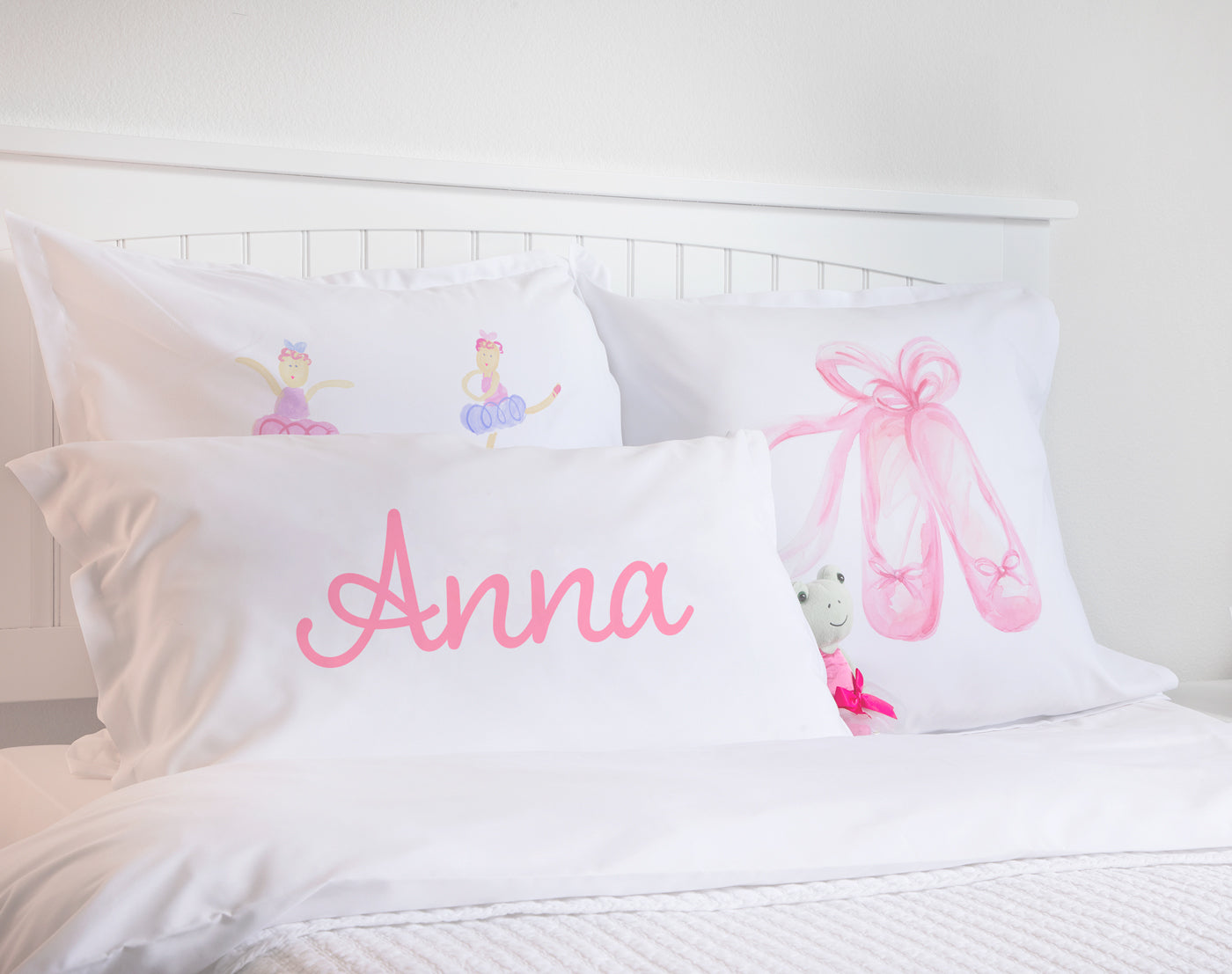 Cursive - Personalized Kids Pillowcase Collection-Di Lewis
