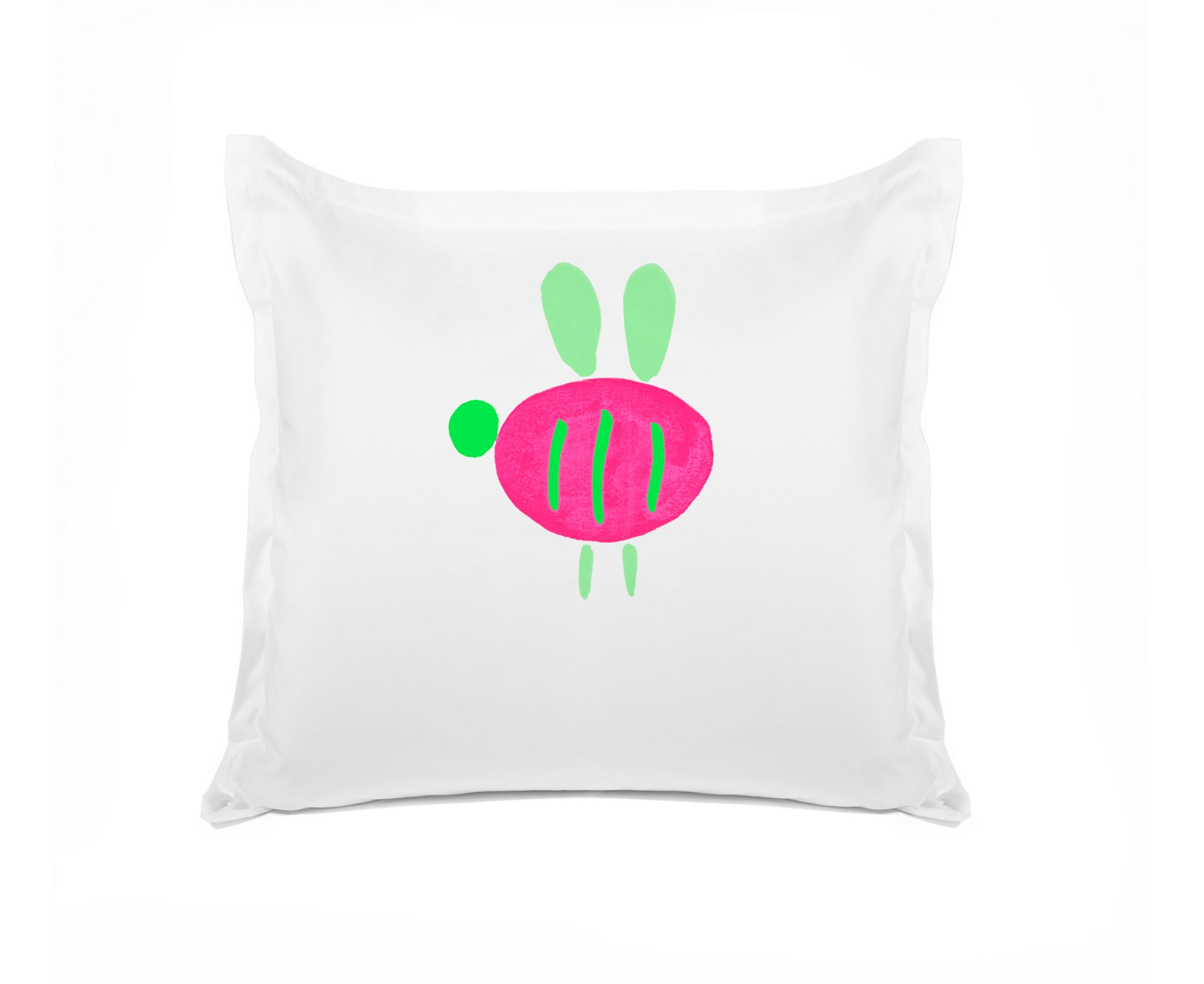 Buzzy Bee - Personalized Kids Pillowcase Collection-Di Lewis