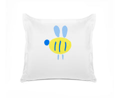Buzzy Bee Kids Personalized Euro Sham Di Lewis Kids Bedding