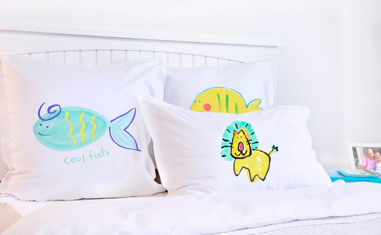 Cleopatra - Personalized Kids Pillowcase Collection