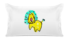 Cleopatra Kids Pillow, Di Lewis Kids Bedding