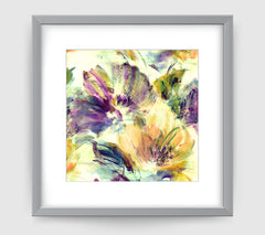 Coco Art Print - Impressionist Art Wall Decor Collection-Di Lewis