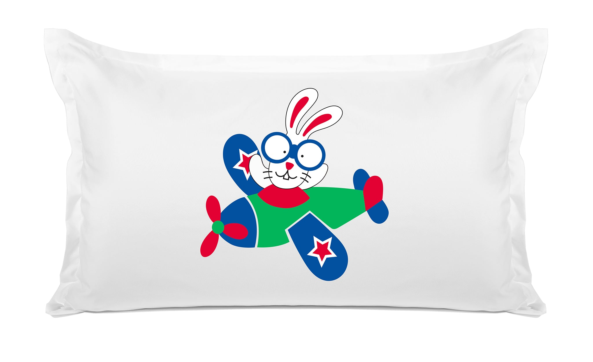 Come Fly with Me Kids Pillow, Di Lewis Kids Bedding