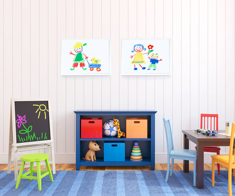 Come Play With Me Kids Wall Decor Di Lewis Kids Bedroom Decor