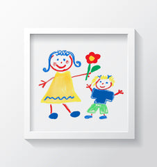 Come Play With Me Art Print - Kids Wall Art Collection-Di Lewis